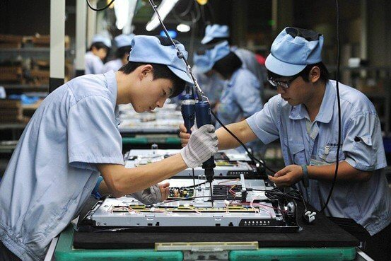 facts about china manufacturing