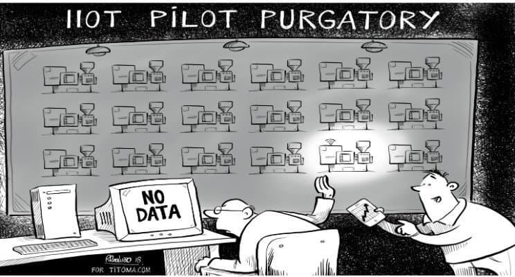 Industrial IOT Pilot Purgatory